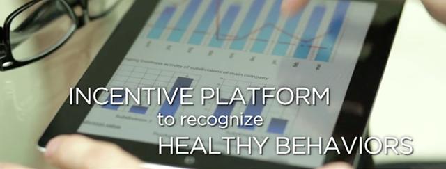 CHC Wellness - Incentive Platform to recognize Healthy Behaviors - Slide Image